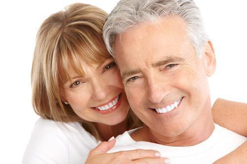 Older couple smiling | Dentist Pascoe Vale VIC