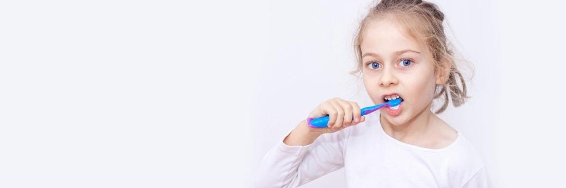 Child brushing teeth | Dentist Glenroy VIC