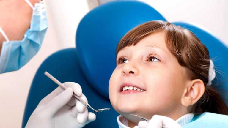 kid at the dentist | dentist pascoe vale vic
